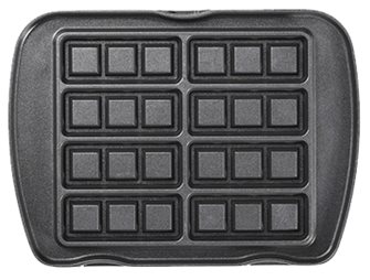 Non-stick waffle plate for waffle maker GATGAUPR