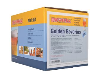 Golden Beverius Malt Kit for 20 liters