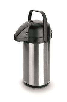 Stainless steel insulated pump jug 2.2 liters
