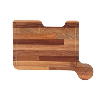 Walnut cutting board for model Tra195gl