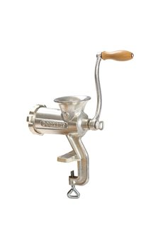 Type 10 Porkert manual meat grinder