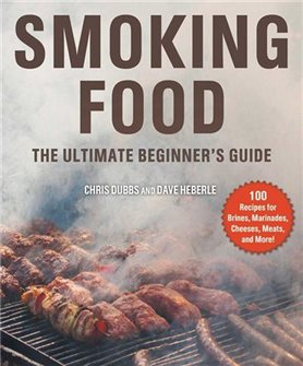 Smoking food guide book