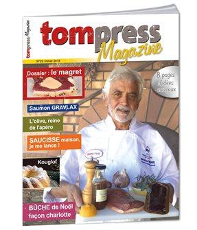 Tom Press Magazine Winter 2019