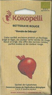 Detroit Round Beet Seeds