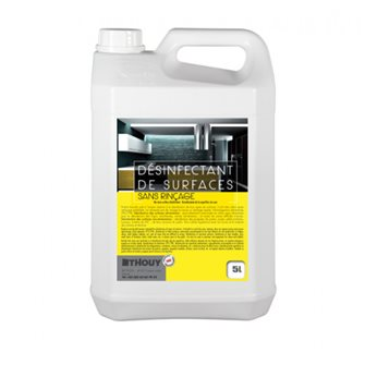 5 liter hydroalcoholic solution for surface disinfection